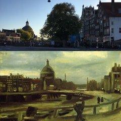 Van Gogh Bike Tour Amsterdam