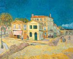 The Yellow House Van Gogh reproduction