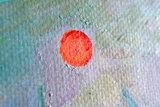 detail Impression, Sunrise Monet reproduction