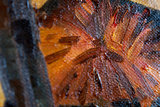 detail Interior of a Restaurant in Arles Van Gogh painting