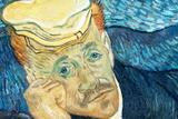 Portrait of Doctor Gachet Van Gogh replica