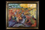 The Red Vineyard by Geert Jan Jansen