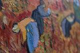 The Red Vineyard by Geert Jan Jansen detail