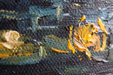 ht over the Rhone oil painting replica detail