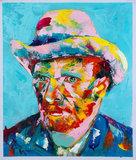 Van Gogh in Francoise Nielly style