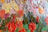 Flowering Garden Van Gogh Reproduction detail