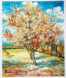 Peach Tree in Bloom Van Gogh Reproduction